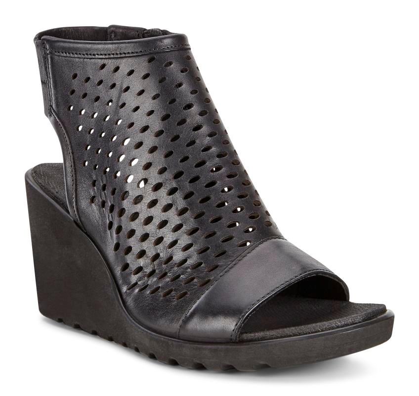 e05051401f71 Heels - FREJA WEDGE SANDAL - ECCO Shoes NZ