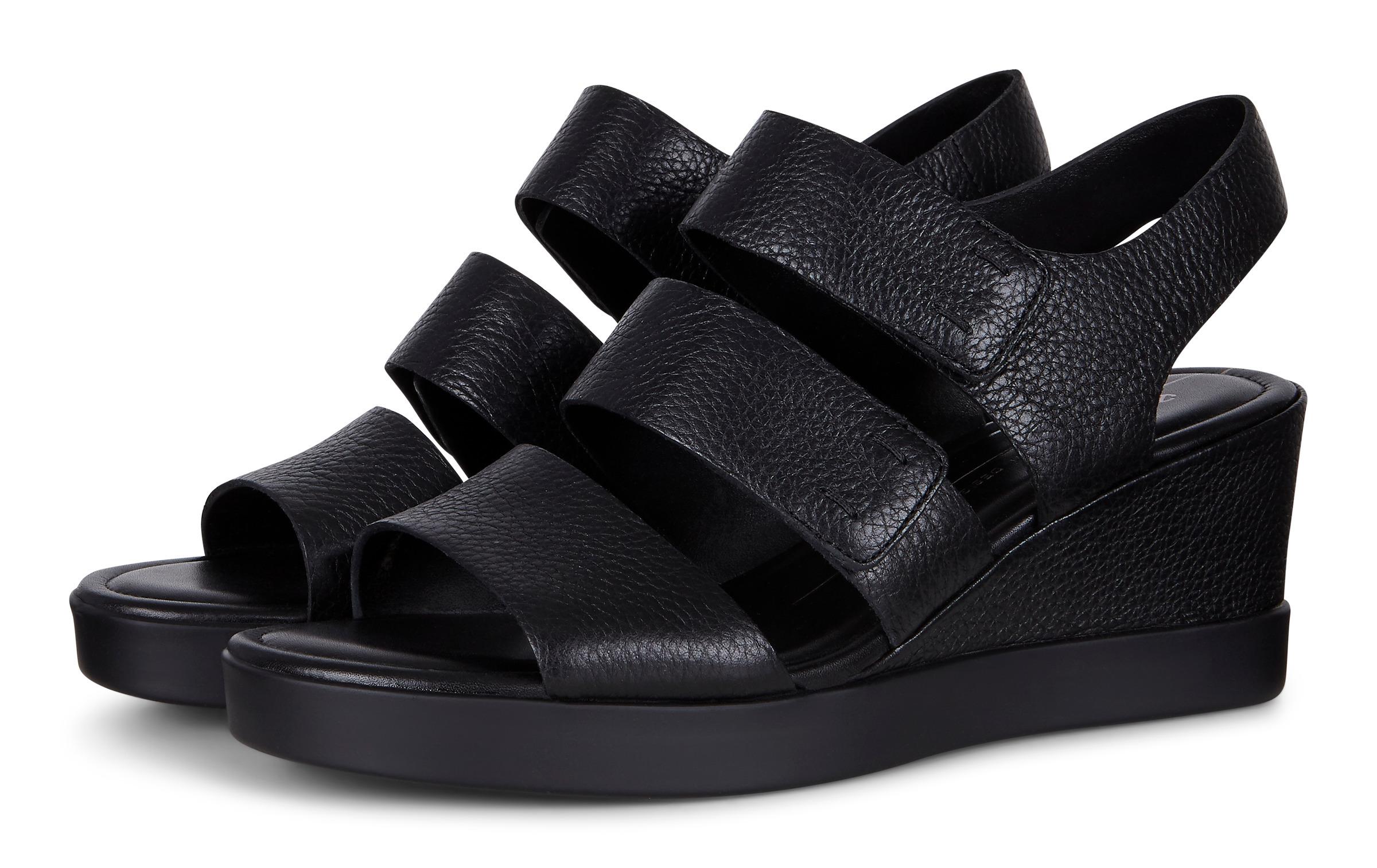 Shape SHAPE WEDGE PLATEAU SANDAL ECCO Shoes NZ