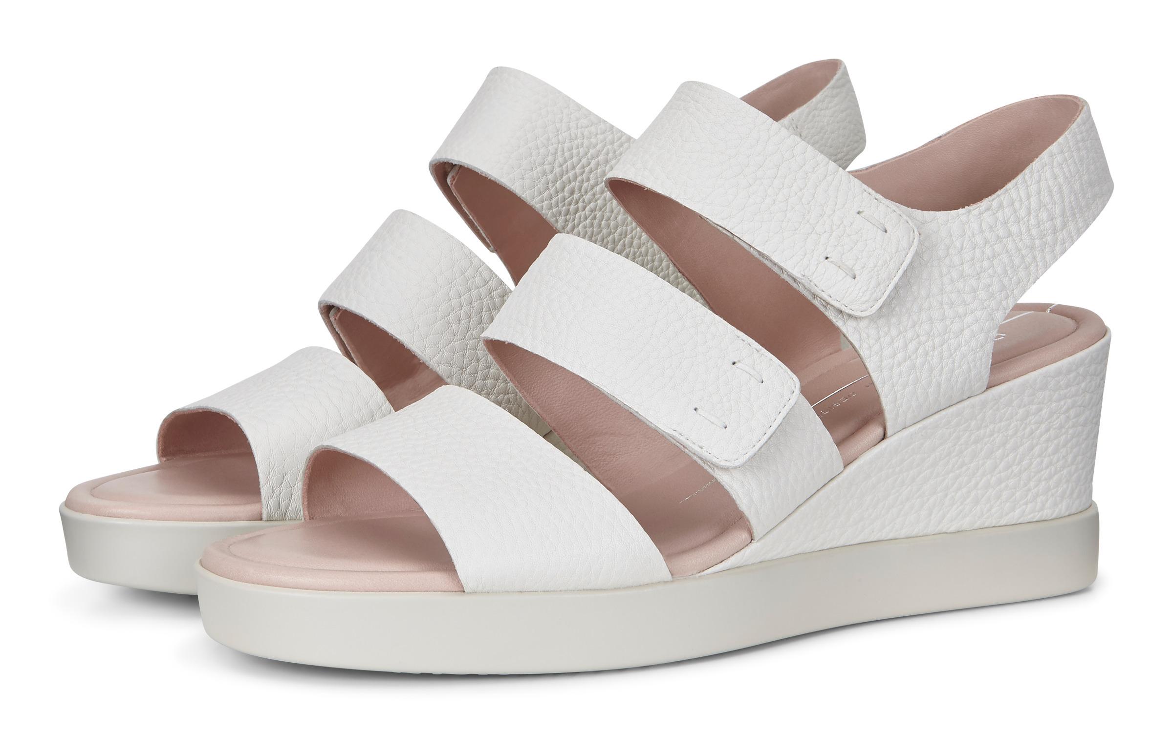 Shop Womens SHAPE WEDGE PLATEAU SANDAL ECCO Shoes NZ