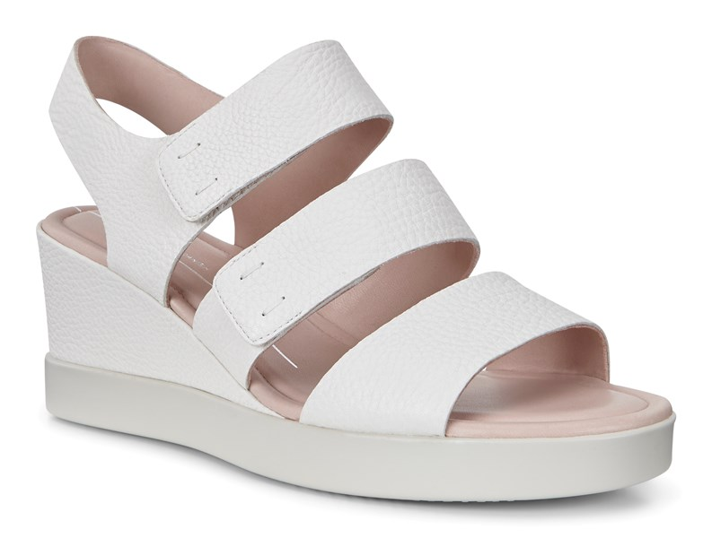 SHAPE WEDGE PLATEAU SANDAL