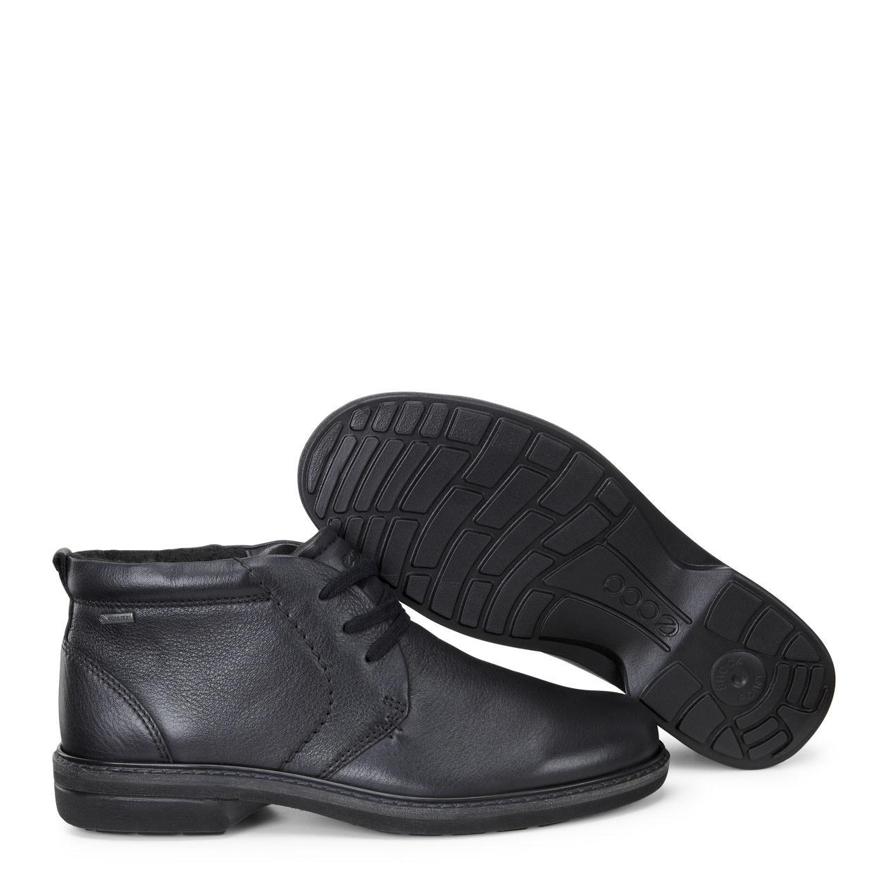 ECCO Turn GTX Boot Mens Black,ecco shoes nz,ecco goretex