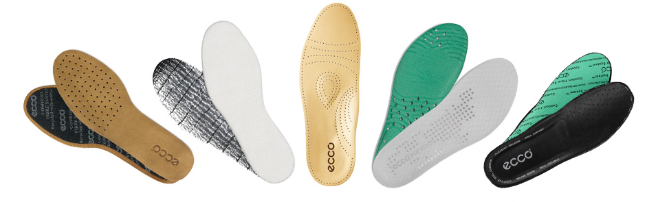 ECCO Shoe Inlays
